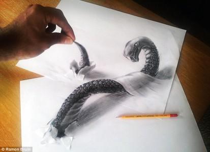ular-3d